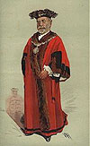 Sir Thomas Boor Crosby. Picture from from Vanity Fair